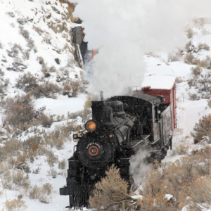 Winter Steam Spectacular Photo Shoots @ Nevada Northern Railway | Ely | Nevada | United States