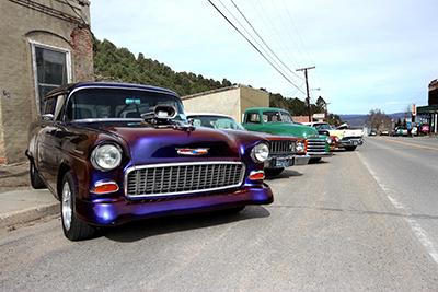 Lincoln Highway Car Show