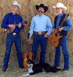 Eureka Opera House Presents Doug Figgs and the Cowboy Way Band @ Eureka Opera House