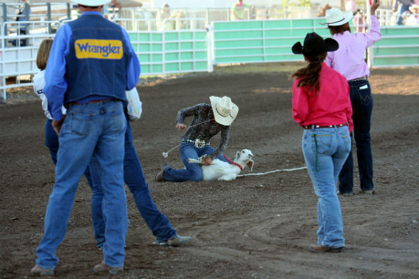 Fallon Ranch Hand Rodeo @ Churchill County Fairgrounds
