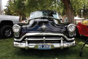 24th Annual White Pine Rodders' Car Show @ Courthouse Park | Ely | Nevada | United States