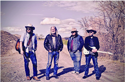Tylor & The Train Robbers @ Eureka Opera House