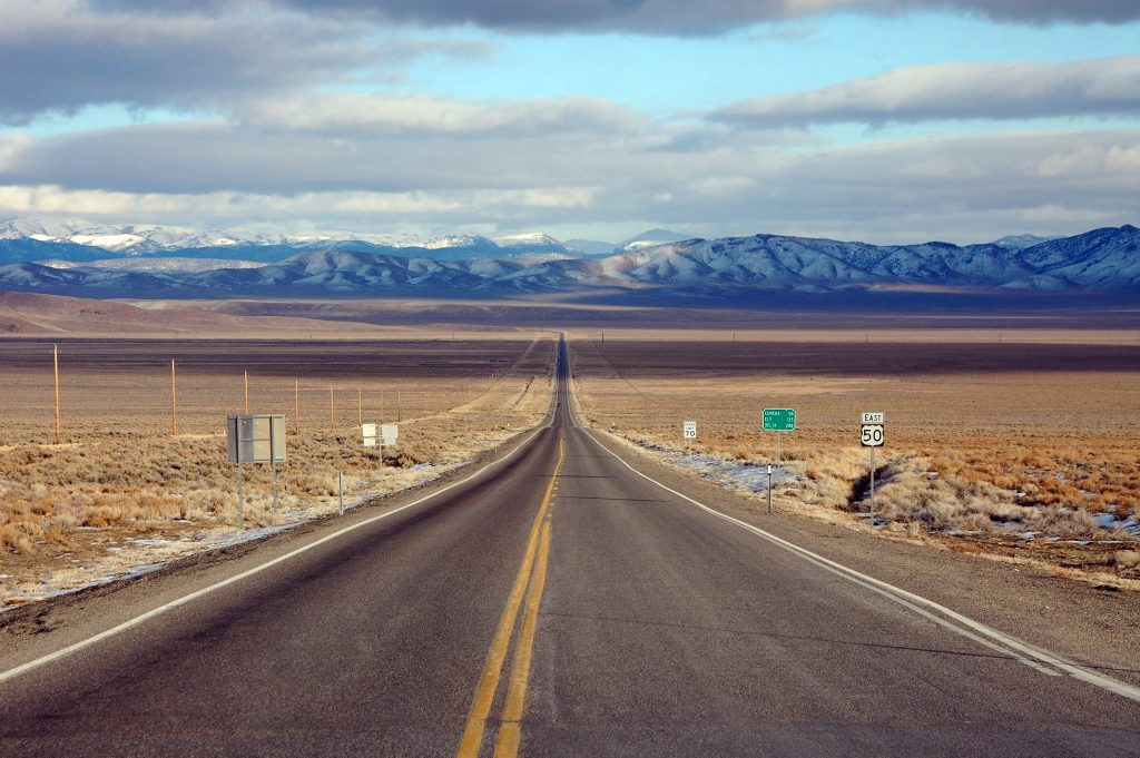 LONELIEST ROAD IN AMERICA